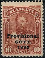 Stamp Hawaii Mint Lot14 - Hawaï