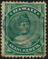 Stamp Hawaii Used  Lot19 - Hawaï