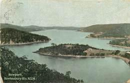 AUSTRALIE NEWPORT HAWKESBURY RIV N.S.W - Australie