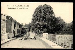 51 LA HARAZEE - Entrée Du Pays - Autres Communes