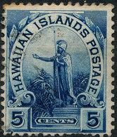 Stamp Hawaii Used  Lot34 - Hawaï
