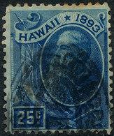 Stamp Hawaii Used  Lot35 - Hawaï