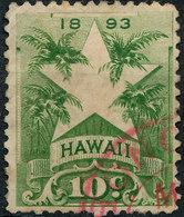 Stamp Hawaii Used  Lot36 - Hawaï