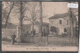 Cpa 1707 La Tresse Villa Griselle -   Lire état - Frankreich