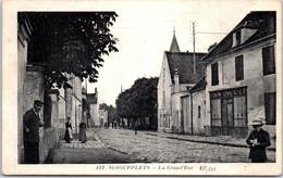 77 SAINT SOUPPLETS - La Grande Rue - France