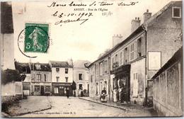 77 ANNET - La Rue De L'église - France