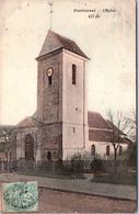 77 PONTCARRE - L'église - France