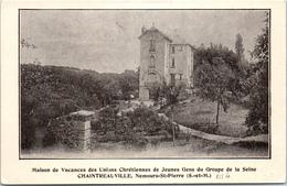 77 CHAINTREAUVILLE - La Maison De Vacances - France