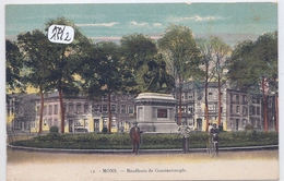 MONS- BAUDHUIN DE CONSTANTINOPLE - Mons
