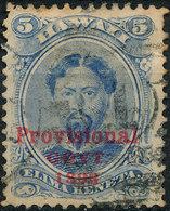 Stamp Hawaii Used  Lot47 - Hawaï
