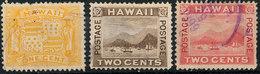 Stamp Hawaii Used  Lot48 - Hawaï