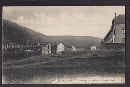 CPA 57 - ALGRANGE - Colonies Des Mines D'Angevillers - TB PLAN Des Bâtiments Maisons Du Quartier INDUSTRIE - Frankreich