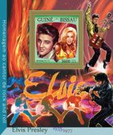 Guinea Bissau 2016   Elvis Presley - Guinea-Bissau