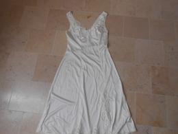 Combinaison Sous-robe Des Années 80- - Lingerie