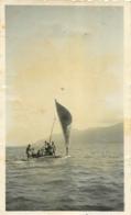 Fidji, Photo Originale N° 1, Barque De Pêche - Fidji