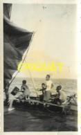 Fidji, Photo Originale N° 2, Barque De Pêche - Fidji