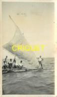 Fidji, Photo Originale N° 3, Barque De Pêche - Fidji