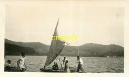 Fidji, Photo Originale N° 4, Barque De Pêche - Fidji