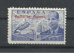 GUINEA EDIFIL  268  MH  * - Guinea Española