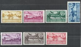 GUINEA EDIFIL  298/304   MH  * - Guinea Española