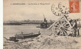 GENEVILLIERS  Les Carrières Et L'Etang Couton - Gennevilliers