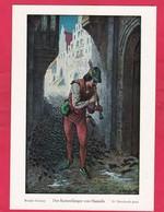 Modern Post Card Of The Pied Piper,Der Rattenfanger Von Of Hameln, Lower Saxony, Germany,L48. - Hameln (Pyrmont)