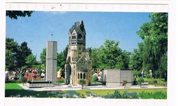 SC-1748   BILLUND / LEGOLAND : Miniland -Gedächteniskirche Berlin - Denmark