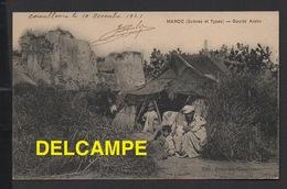 DD / MAROC / GOURBI ARABE / 1921 - Maroc