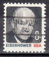 USA Precancel Vorausentwertung Preo, Locals California, Dana Point 841 - Vorausentwertungen