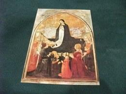 STORIA POSTALE FRANC. DONAZIONE ORGANI ITALIA MILANO SANTA MARIA DELLE GRAZIE BONIFACIO BENEDETT BEMBO MADONNA ADORANTE - Virgen Mary & Madonnas