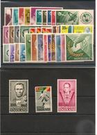 TOGO Année 1965 N° Y/T:439/474** Et P.A. N° 47/49** Côte: 31,60 € - Togo (1960-...)