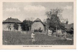 OLOUISE CRUCILLEUX : Les Sapins Verts. - France