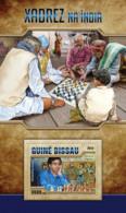 Guinea Bissau 2016 Chess In India - Guinea-Bissau