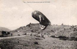 CPA   SAUCISSE D'OBSERVATION PRES DE KIFFANE---MAROC 1925-1926---TRES RARE ? - Airships
