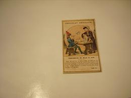 CHOCOLAT REVILLON ET MYDIA - Vieux Papiers
