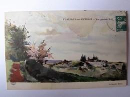 FRANCE - CÔTE D'OR - FLAVIGNY-SUR-OZERAIN - Vue Générale - France