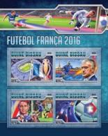Guinea Bissau 2016  France Football 2016 - Guinea-Bissau