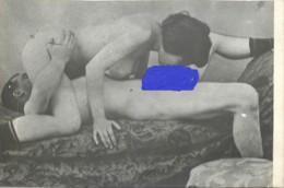 2 Photos Pornographiques Reproduction Des Années 1920 - 18/12,5 Cm - Fine Nude Art (1921-1940)