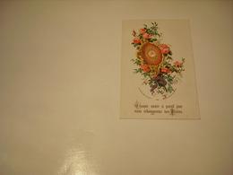 IMAGE SOUVENIR DE COMMUNION 1878 - Devotion Images