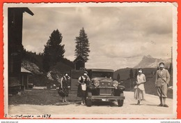 Auto FIAT Targa Modena Al Campolongo 1931 Cars Coches Voitures - Coches