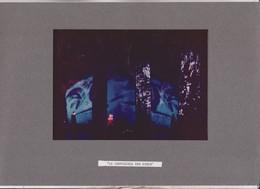 7 PHOTOS SUR 4 CARTONS SEMI SOUPLES, ACTEURS JOUANT LE CREPUSCULE DES DIEUX, THATRE DES ARTS A ROUEN En 1967 - Photographs