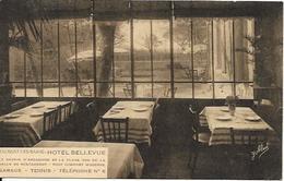 TAUSSAT LES BAINS, Hotel Bellevue, Salle De Restaurant - Frankreich
