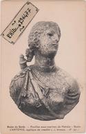 Musée Du Bardo - Cpa / Buste D'Artémis. - Antichità