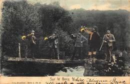 Namur  Sur Le Bocq     Yvoir   Jachthoorn , Natuurhoorn,  Jachtgeweer      I 5252 - Yvoir