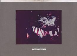 9 PHOTOS SUR 5 CARTONS SEMI SOUPLES, ACTEURS JOUANT SIEGFRIED  , THATRE DES ARTS A ROUEN En 1967 - Photographs
