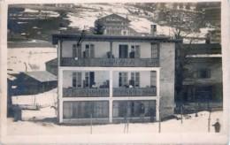 Suisse - Leysin - A Identifier - Carte-Photo - 1918 - Chalet - VD Vaud