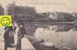 Pont- L Abbé - Les Bords De L Etang - Le Château - Pont L'Abbe