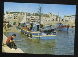 La Turballe (44) : Un Aspect Du Port - La Turballe