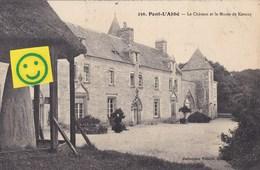 Pont- L Abbé -  Le Château Et Le Musée De Kernuz - Pont L'Abbe