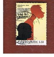 DANIMARCA (DENMARK)  -   SG 1209   -  2000  THE 20^ CENTURY: POSTER    - USED ° - Usati